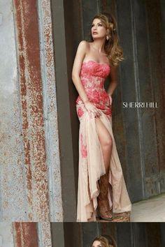 956cfade6b Discount Sale Sexy Sherri Hill Prom 11235 Dresses Prom Dress Sexy   PromDressSexy