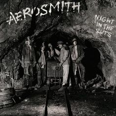 Aerosmith A Night In The Ruts – Knick Knack Records