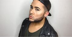 If you don't think men can rock makeup as well as women, it's about time you took a closer look at your Instagram feed. These boys can rock a highlight.