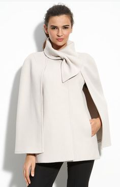 Tahari makes beautiful clothing... love this coat.