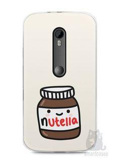 Capa Moto G3 Nutella #2