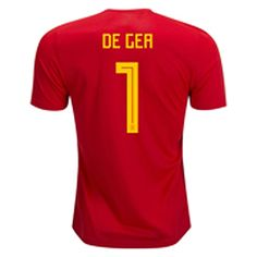 33509ce56 2018 World Cup Jersey Spain Home Replica Red Shirt 2018 World Cup Jersey  Spain Home Replica Red Shirt