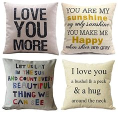 Decorate your bed or couch with a cushion case,and augment the unique style of…