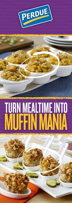 who says muffins are just for breakfast put your muffin tins to work for dinnertime