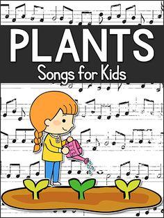 Plants & Garden Songs for Kids