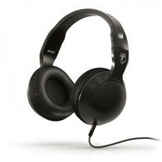 Skullcandy Hesh 2 Headset - Stereo - Gunmetal Black - Mini-phone - Wired - 35 Ohm - 20 Hz - 20 kHz - Gold Plated - Over-the-head - Binaural - Circumaural - ft Cable New - Open Box Skullcandy Headphones, Audio Headphones, Over Ear Headphones, Ear Sound, Hip Hop, Headphone With Mic, Adidas, Nike, Hiphop