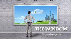 The window 3D