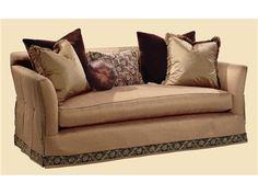 Elite Furniture Gallery NC Furniture Marge Carson Nicolina Sofa NC43 www.elitefurnituregallery.com 843.449.3588 Nationwide Delivery