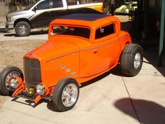 Click this image to show the full-size version. Classic Hot Rod, Classic Cars, Car Tv Shows, Chevy Ssr, Souped Up, 1932 Ford, Street Rods, Retro Cars, Rat Rods