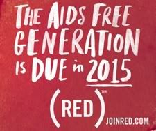 1,000 babies are born with HIV every day. By 2015 that # could be near zero. #REDRUSH TO ZERO June 1-10. http://www.redrush.com @joinRED