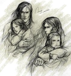 Elros and Elrond taken captive. Maedhros and Maglor, in an effort to wrest the Silmaril from Elwing and her people, attacked the settlement at the Mouths of Sirion, slaying many and driving Elwing over the sea. After the battle they found her children, Elros and his twin brother, Elrond, and taking pity on them, they raised them as their foster-children as an act of repentance.