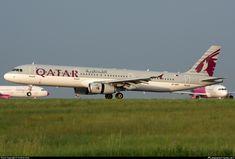 A7-ADV Qatar Airways Airbus A321-231