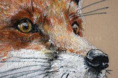Вдохновлённая природой: текстильный художник Gillian Bates - Ярмарка Мастеров - ручная работа, handmade