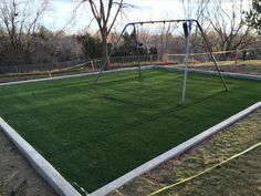 Check out this awesome playground ‪‎artificial grass‬ installation done by our ProGreen certified dealer in Idaho, ECOLux LLC!