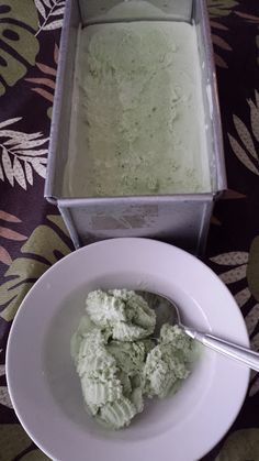 Little Corner of Mine: No-churn Green Tea/ Matcha Ice-cream