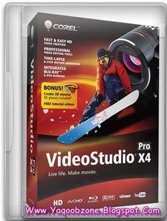 Corel Video Studio Pro x4 With Keygen Full Version Free Download | Free Softwares & Games