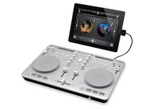 Vestax Spin2 DJ Controller for Mac, iPhone and iPad