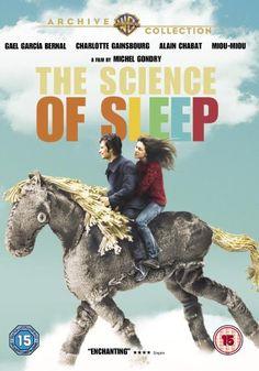 The Science of Sleep: Gael Garcia Bernal, Charlotte Gainsbourg, Emma De Caunes, Michel Gondry: Movies & TV Netflix Movies, Movie Tv, Movie List, Movie Scene, 2018 Movies, Movies To Watch, Good Movies, Awesome Movies, Michel Gondry
