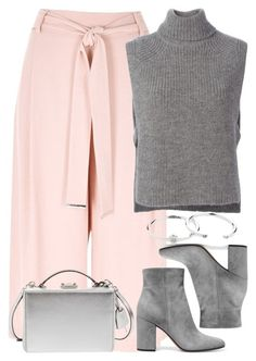 """""""Untitled #585"""" by iamsamball on Polyvore featuring River Island, Étoile Isabel Marant, Mark Cross, Gianvito Rossi and Zimmermann"""