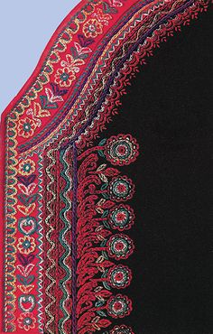 "Képtalálat a következőre: ""czechoslovakian embroideries book"" Polish Embroidery, Aari Embroidery, Embroidery Fashion, Embroidery Stitches, Embroidery Patterns, Machine Embroidery, Folk Costume, Costumes, Ethno Design"