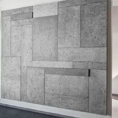 Make Your Own Concrete Effect Feature Wall Using Cement