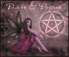 Proud Pagan Pixie Fairy Quotes, Witchcraft, Pagan, Mystic, Pixie, Game Of Thrones Characters, Fictional Characters, Art, Art Background