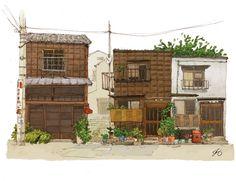 Tokyo Street 3 (Qin Leng)