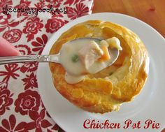 The Country Cook: Country Chicken Pot Pie