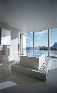 Ванны и поддоны Duravit: Starck X #hogart_art #interiordesign#design #apartment#house#bathroom #bathtub#duravit#shower #sink#bathroom#bath