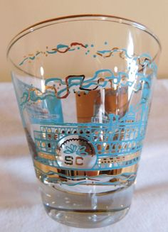 A personal favorite from my Etsy shop https://www.etsy.com/listing/517297703/vintage-southern-comfort-steamboat-bar