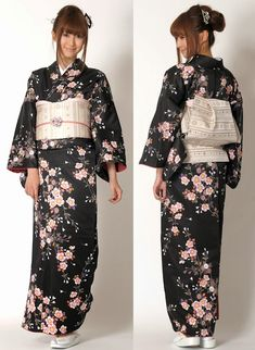 Hanami: Types of Kimono - Komon