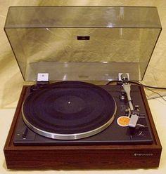 70er HiFi-Plattenspieler