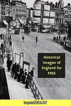 Historical images of England for free. Here are some great sources of historical pictures for your British genealogy research. Free Genealogy Sites, Genealogy Research, Historic Aerials, Images Of England, Summer Camp Games, Genealogy Organization, Strange History, Historical Pictures, British History