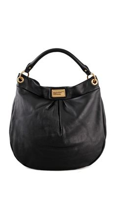 Marc by Marc Jacobs Classic Q Huge Hillier Hobo. I LOVE this bag (and might own it in multiple colors/sizes...)