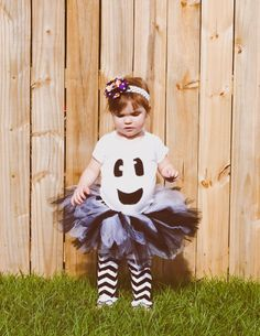 Ghost Costume for Girls Girls Halloween by MendingLifeTogether, $50.00
