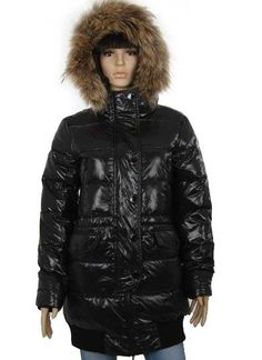 Moncler Women Down New Coat Black