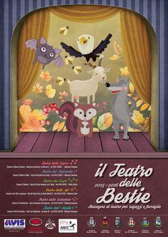 Il Teatro delle Bestie. Pedemontana.VI Collina Veneta