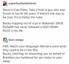STUCKY vs STONY<<<<STUCKY <<<< Hey wait a minute here there both great ships, personally I ship both stony was def a thing until winter soldier happened, then civil war was basically a tragic love triangle so yeah they're both great Funny Marvel Memes, Dc Memes, Marvel Jokes, Avengers Memes, Marvel Dc Comics, Marvel Avengers, Avengers Imagines, Marvel Villains, Bucky And Steve