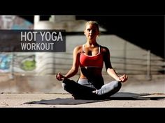 Re-pin this!! I have officially added this as one of my workout days for the week...Watch! awesome Yoga workout
