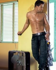 Afternoon eye candy: Channing Tatum