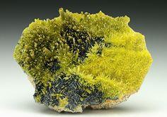 Pyromorphite from Broken Hill, Australia. Crystal Classics Minerals
