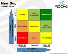 Gestão de Pessoas - Nine Box - Classificação