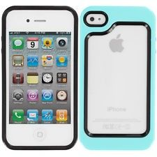 apple iphone accessories Rubber Frame case soft skin slim bumper cover for iPhone only $4.99 http://bit.ly/NSyuSI