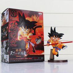 fd29d1405ab15 Dragon Ball Z Son Goku Childhood Action Figures
