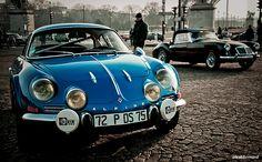 Alpine à Paris