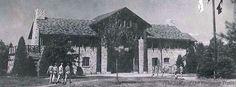 The Bucklin Memorial Building at #Yawgoog circa 1956.