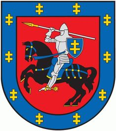 Vilnius County COA - Lituania
