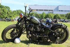 New Order Chopper Show 2015 駐車場 ③