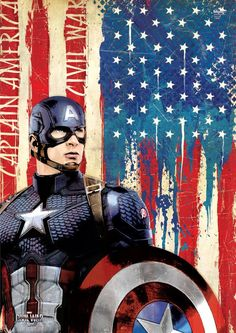 """""""Choose A Side"""" With This Awesome New CAPTAIN AMERICA: CIVIL WAR Promo Art & Merchandise"""