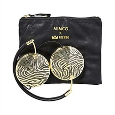 Frends x Mimco Gold Pantomime Taylor Headphones